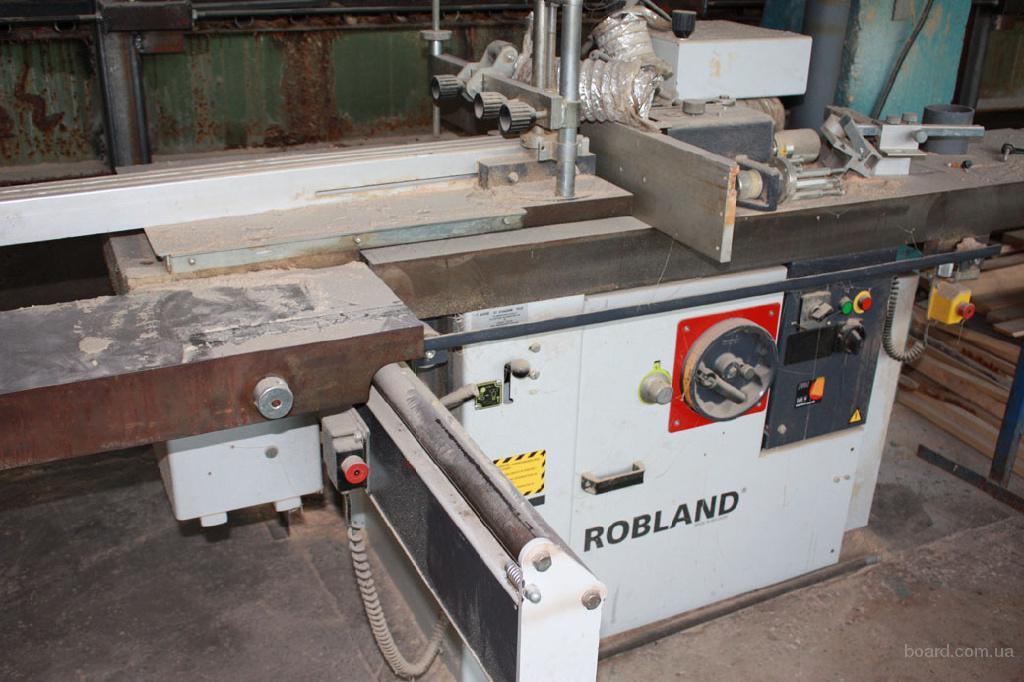 Фрезерный станок Robland T120TP