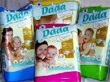 Памперсы Dada Premium 2,3,4