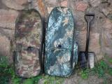 Рюкзак для металлоискателя, лопаты, катушки, пинпоинтер Магазин Два Штыка