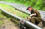 Сварка ПЭ труб в стык Николаев Стыковая сварка ПЭ трубопроводов