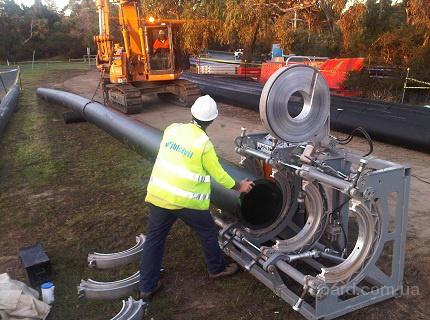 уважающий оборудование для сварки полиэтиленовых газопроводов ответственный