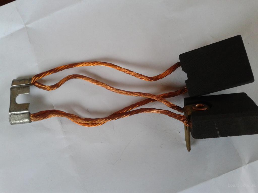 электрографитовые щетки э74 двойные  40\30\15 мм складское хранение