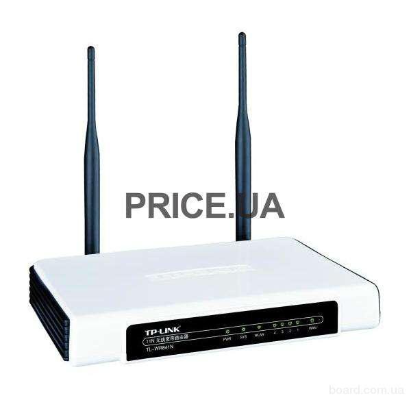 N300 Wi-Fi роутер TL-WR841N - TP-Link Россия