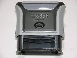 Оснастки для штампа Trodat printy 4913, прямоугольная, Б/У