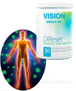 DiReset — иммуномодулятор и пребиотик