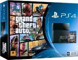Sony PlayStation 4 (PS4) 500GB Black + Singstar + GTA5