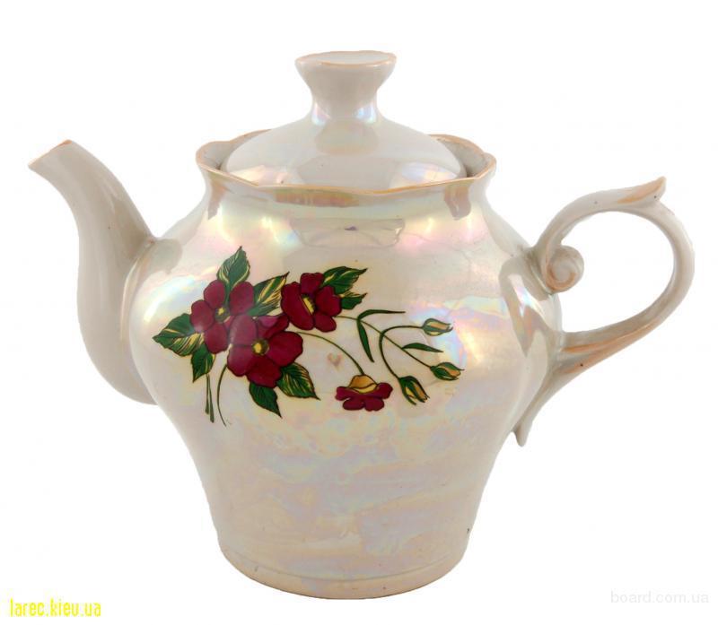 продам советские заварочные чайники