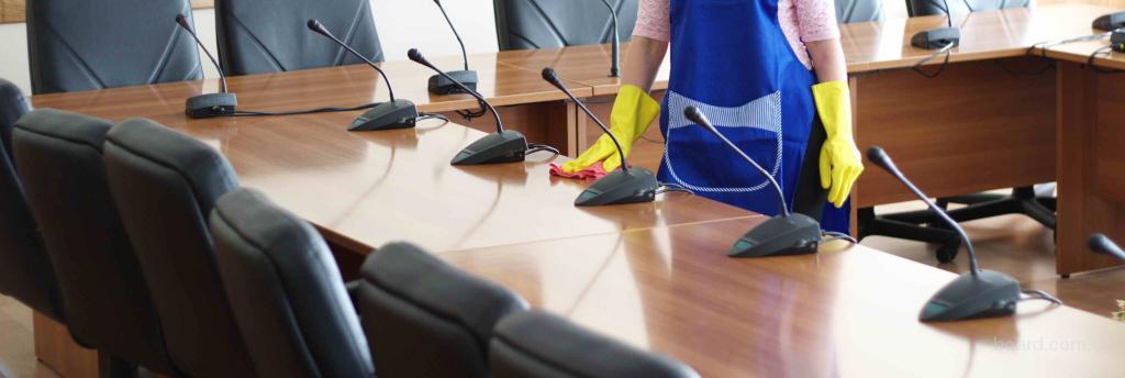 Уборка офисов в Одессе от компании «Чистый Клининг».