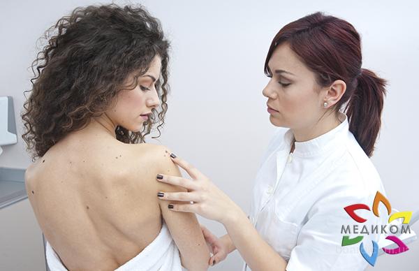 Диагностика и Лечение Болезней Кожи - Дерматология
