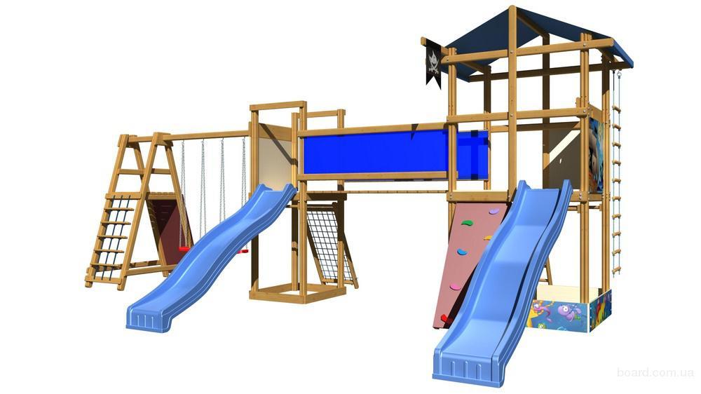 Детские игровые площадки купить SB-12