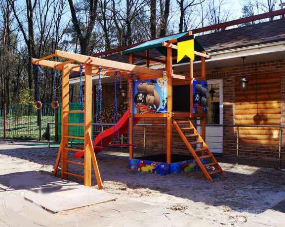 Детские городки для дачи SB-14