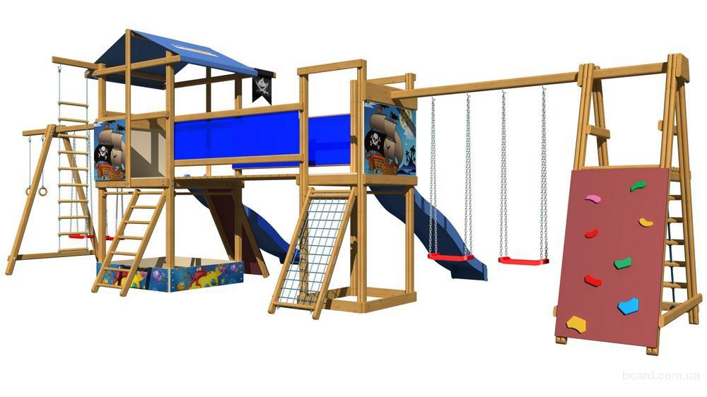 Игровые площадки для детей,детские комплексы для улицы SB-13