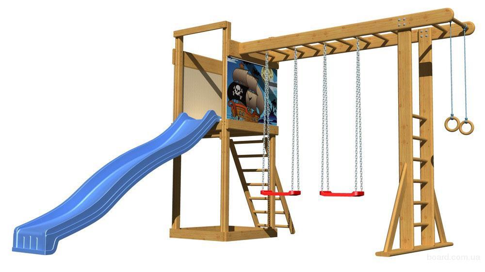 Детские площадки для улицы,игровой комплекс для дачи SB-15