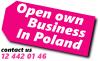 Business for sale in Poland. Registration of company in Poland/Регистрация фирм в Польше. Продажа готовых фирм
