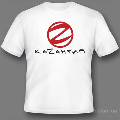 Корпоративный стиль, футболки для промо-мероприятий Днепропетровск (печать под заказ)