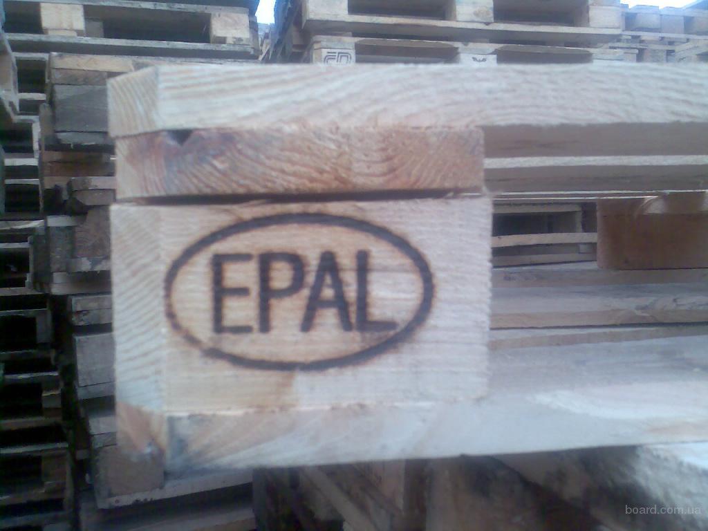 Изготавливаем брус сосновый, чашку, кубик для деревянных грузовых поддонов (на экспорт)