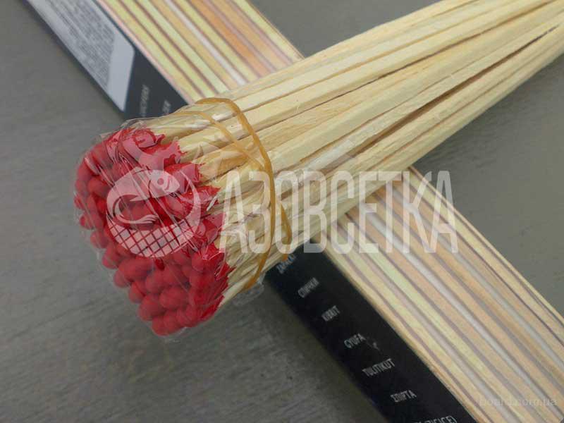 Спички для розжига мангала/камина