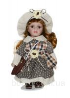Кукла фарфоровая Элис 20см
