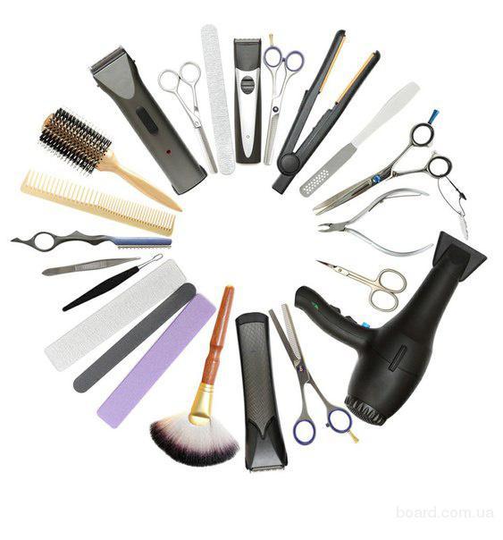 Продажа парикмахеркого оборудования, инструментов, мебели, аксессуаров