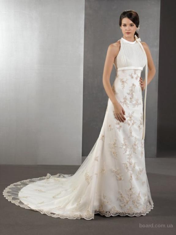 Свадебное платье Javier Larrainzar (М, Испания)
