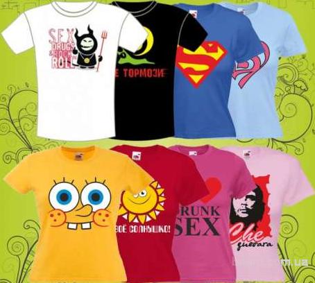 максимир печать на футболках