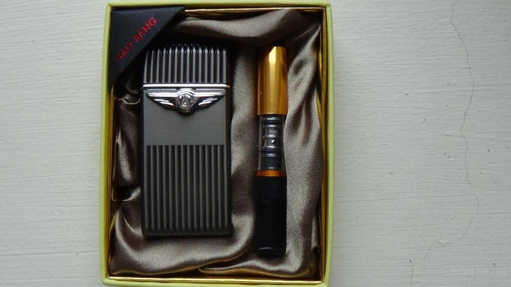 Подарочный комплект-зажигалка