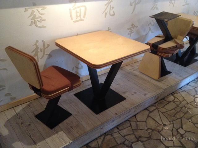 Продам б/у столы для ресторанов и кафе