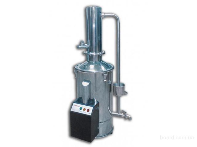 Продам аквадистиллятор ДЭ-5 Dameka
