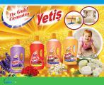 Washing powder and liquid detergent Turkish industry