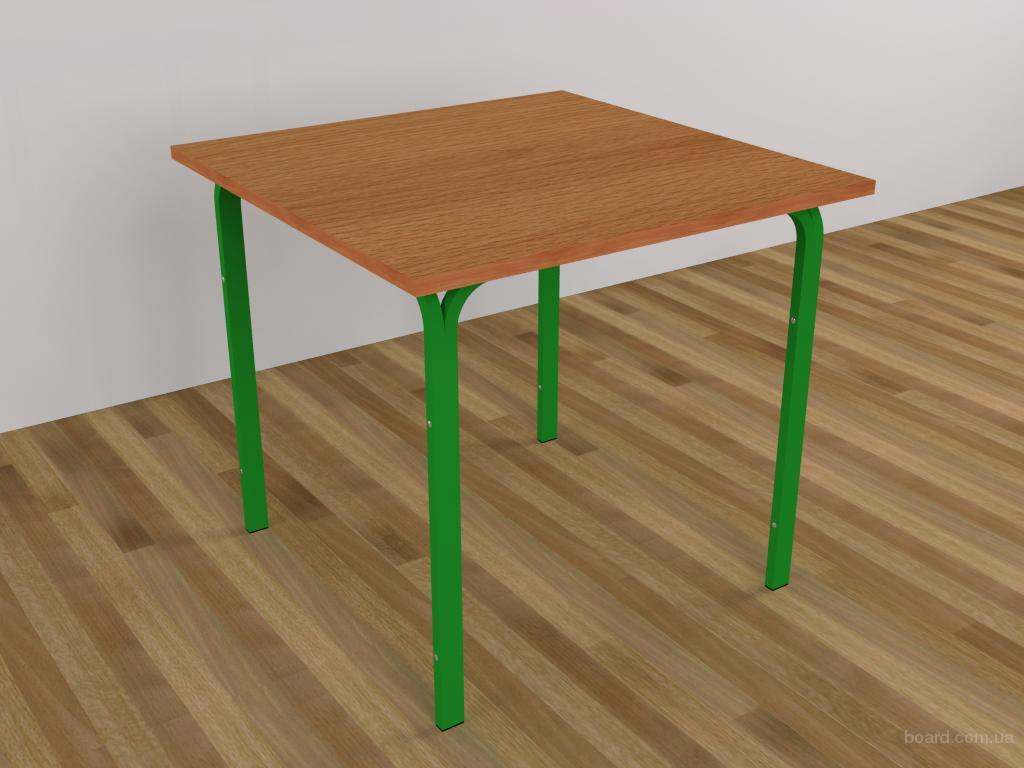 Стол для столовой квадратный, столы для школьных столовых