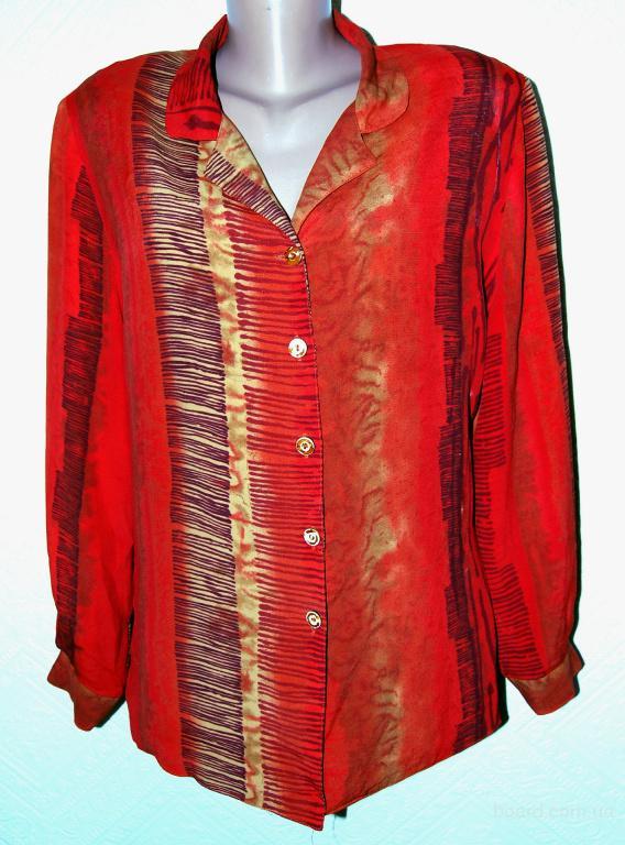 блузка из вискозы размер 54-56