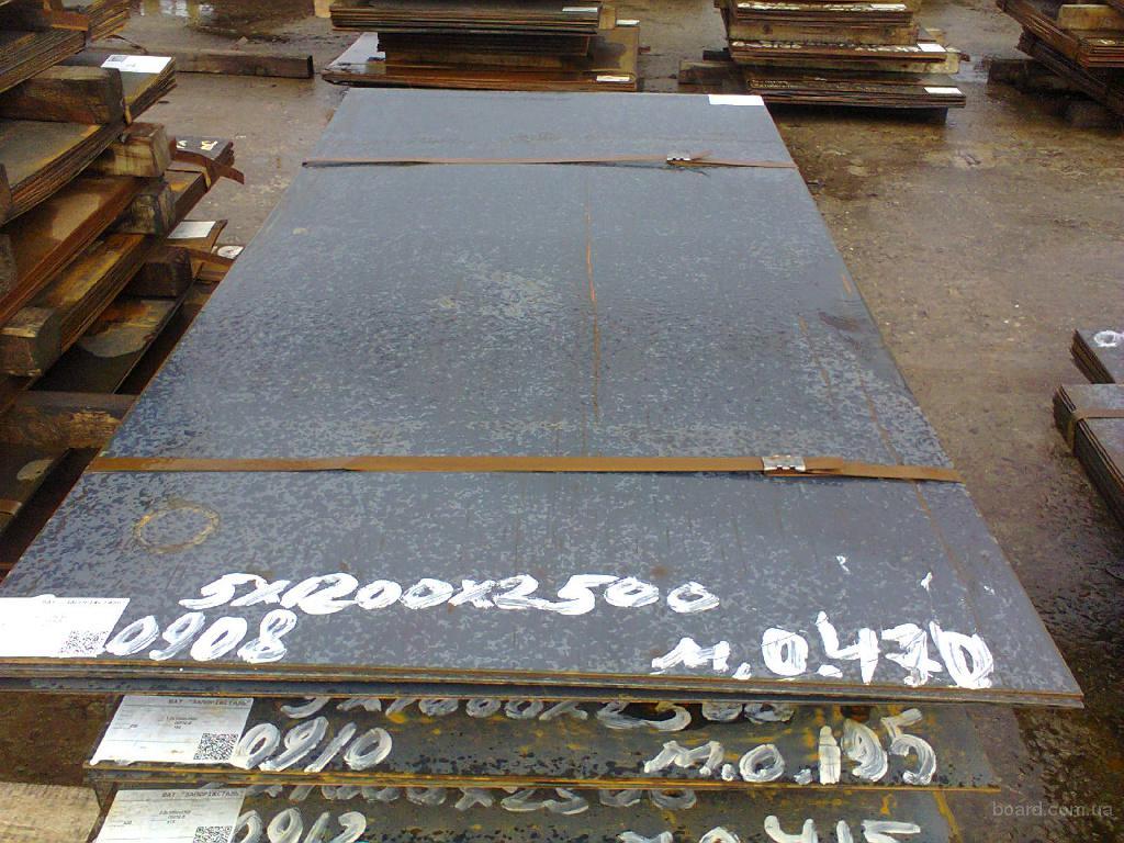 Продам лист г/к 5,0 мм 1000х1500 мм, 1500х1500 мм, 1500х3000 мм, 1200х2400 мм