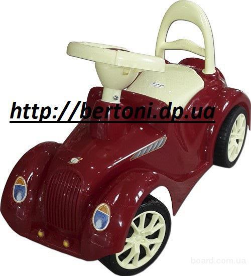 Детская машина каталка Ретро
