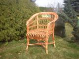 Кресло плетеная мебель лоза.В наличии!Ручная работа. доставка Украина