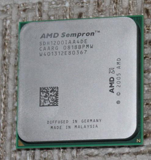 Процессор AMD AM2 Sempron LE-1200