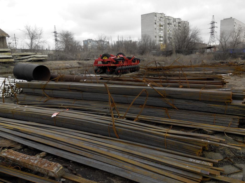 Арматура 8-16 мм мера 12м, 6 м доставка к объекту бесплатно по г.Днепропетровску.