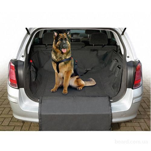 Karlie-Flamingo Car Safe DeLuxe лежак защитный в багажник авто для собак