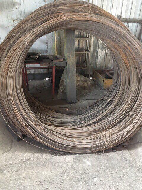 Проволоку ВР-2 Ф5мм (ст.70-80) - 17000гр/т