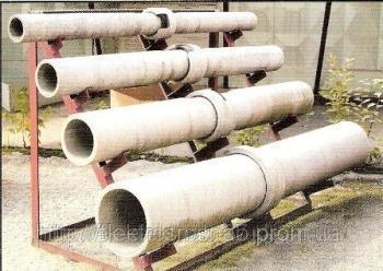 Труба асбестоцементная напорная выпускается в соответствии с требованиями ГОСТ 539-80 и ТУ 5786-013-00281708-03.  Киев.