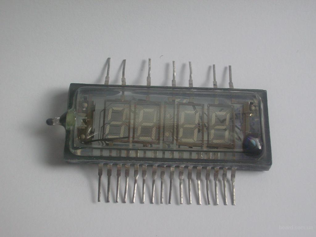 ИВЛ2-7/5 люминисцентный индикатор