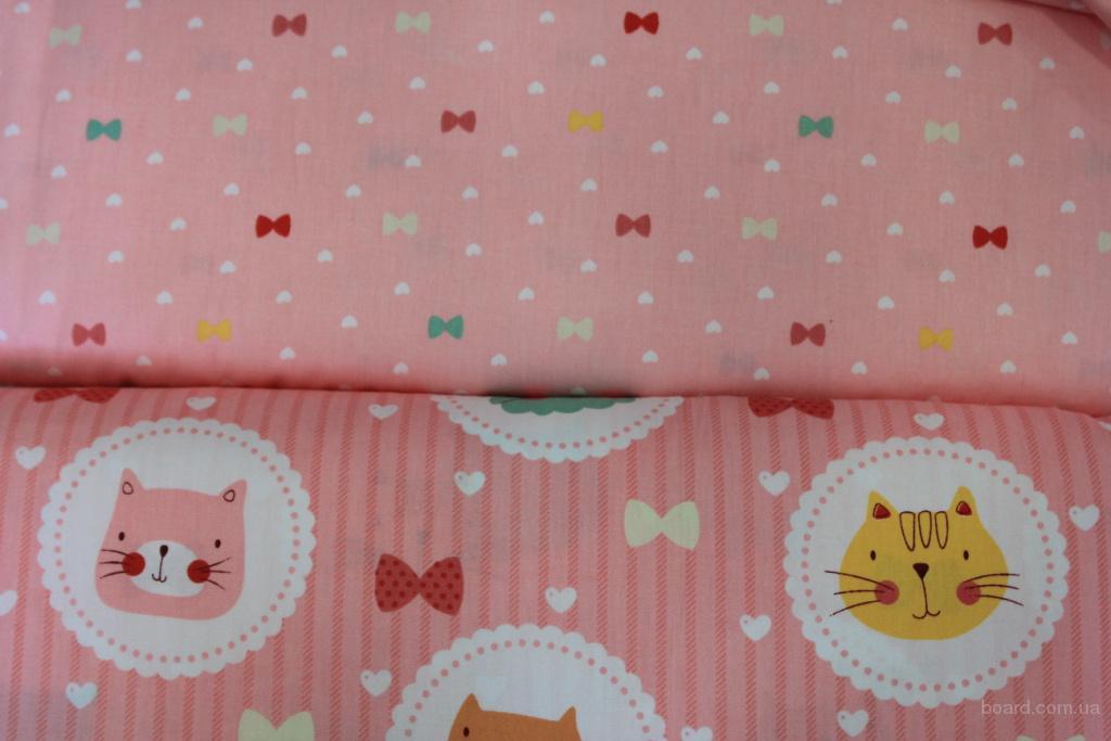 Детское постельное белье из сатина купить