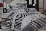 Оригинальное постельное белье из сатина, Комплект Блек&Вайт