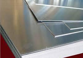 Алюминиевый лист, плита 0,5х1250х2500 ст1050 Н24