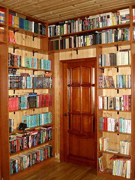 Стеллажи на склад, архивов  документов и книг