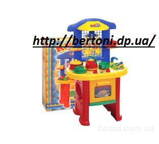 Детская кухня для девочек технок 3