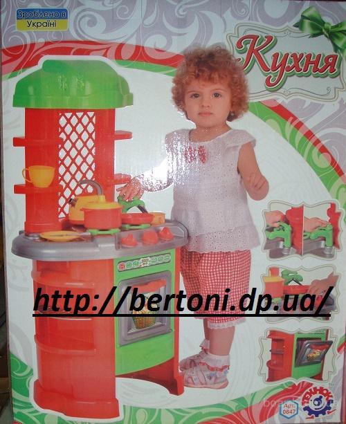 Детская кухня для девочек технок 7