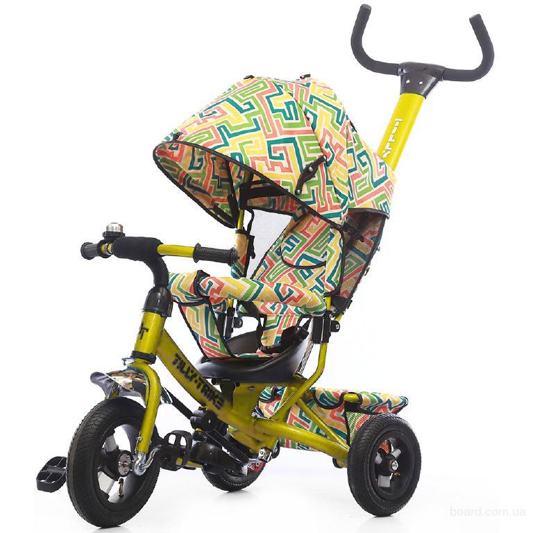 Детский трехколесный велосипед Trike T-351
