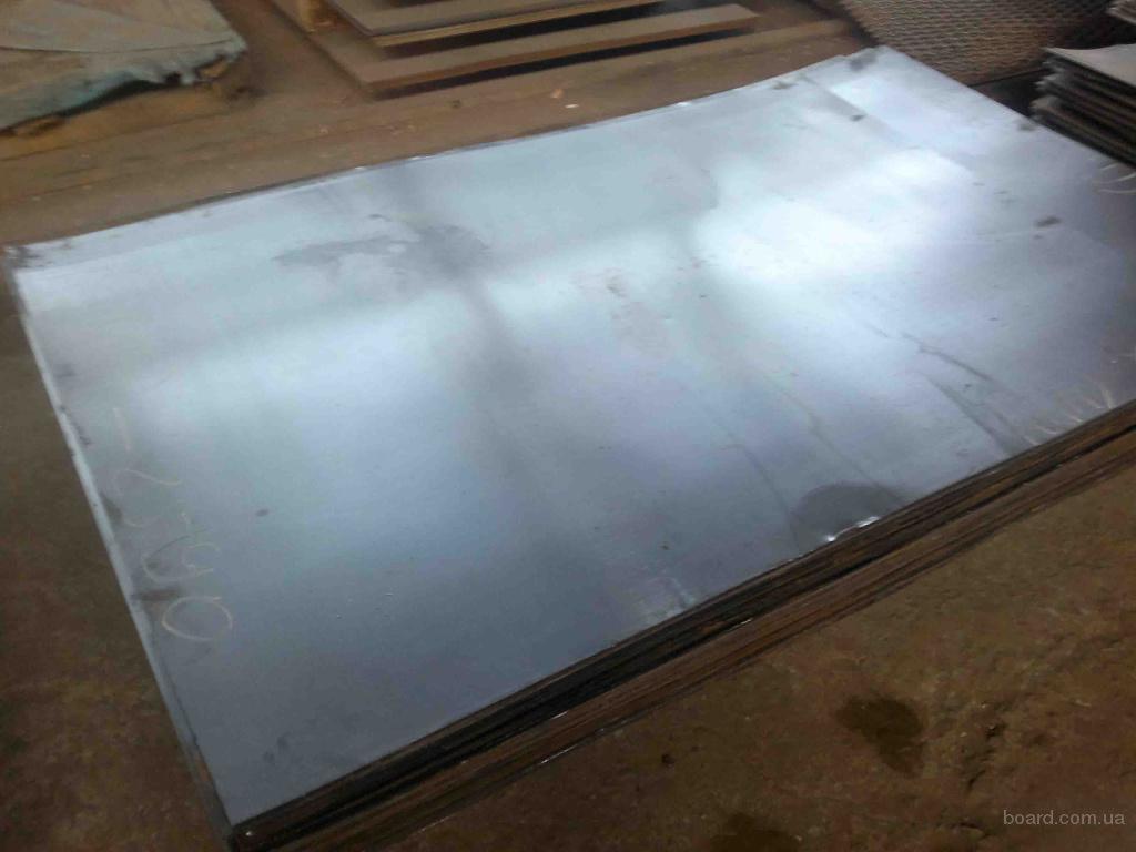 Продам лист холоднокатаный 1,2 мм
