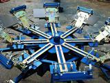 Продам шелкотрафаретный печатный станок по печати на тканях