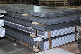 Алюминиевый лист, плита 10ст5754
